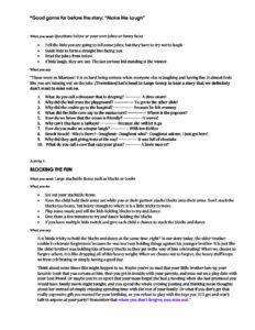 Activities - 3-29-20