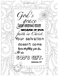 May Week 1 - God′s Grace