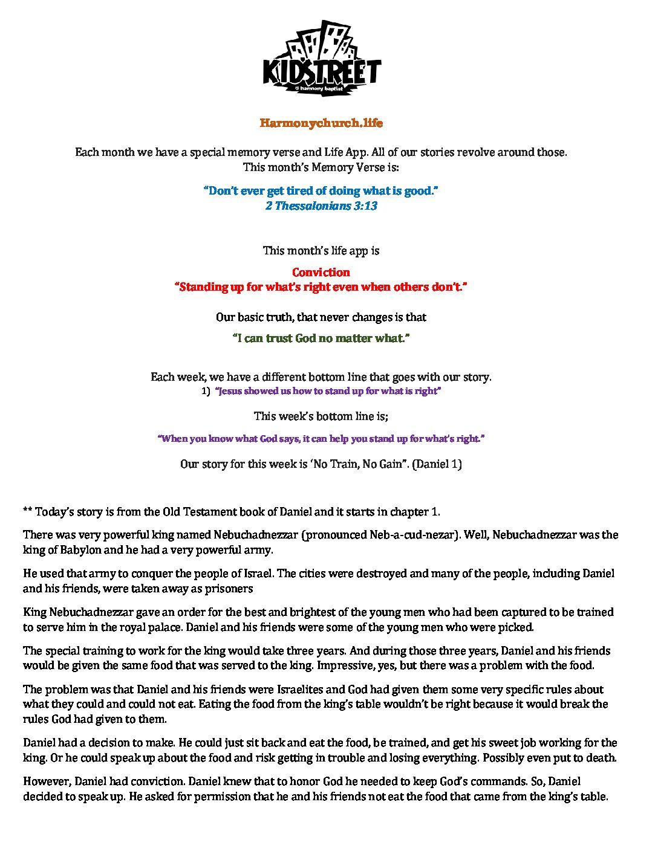 June Week 2 - Lesson